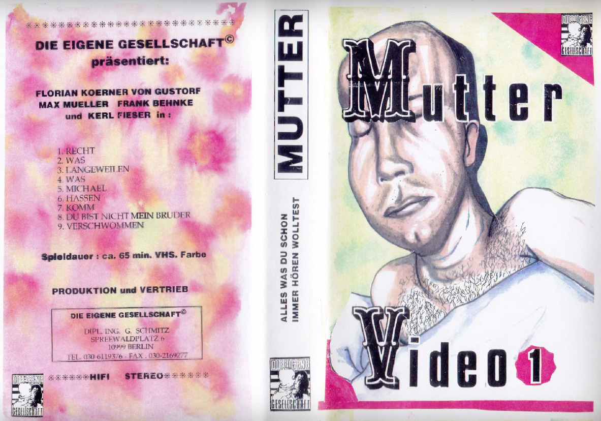 Mutter_Video1_vhs_cover